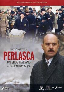 Perlasca. Un eroe italiano (2 DVD) di Alberto Negrin - DVD
