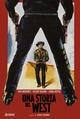 Cover Dvd DVD Una storia del west