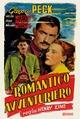 Cover Dvd DVD Romantico avventuriero