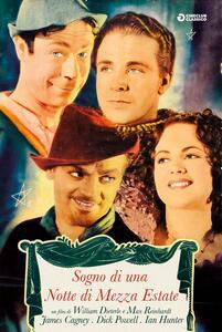 Sogno di una notte di mezza estate (DVD) di William Dieterle,Max Reinhardt - DVD