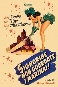 Cover Dvd Signorine, non guardate i marinai! (DVD)