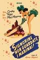 Cover Dvd Signorine, non guardate i marinai