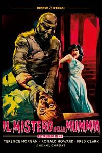 Cover Dvd Il mistero della mummia. Rimasterizzato in 4K (DVD)