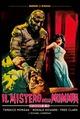 Cover Dvd Il mistero della mummia