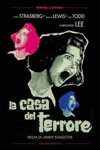 Cover Dvd La casa del terrore. Rimasterizzato in 4K (DVD)
