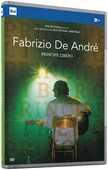 Film Fabrizio De Andrè. Principe libero (DVD) Luca Facchini