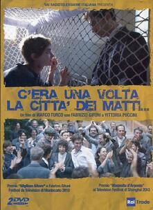 C'Era Una Volta La Città Dei Matti (2 DVD) di Marco Turco - DVD