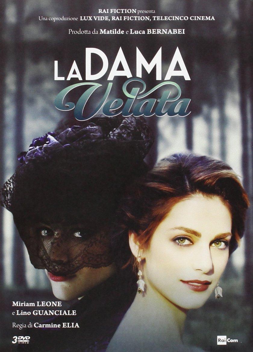 Cover Dvd DVD La dama velata