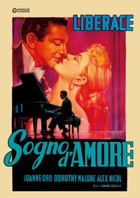 Cover Dvd Sogno d'amore (DVD)