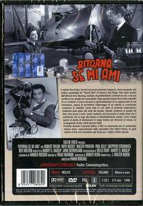 Ritorna se mi ami (DVD) di Frank Borzage - DVD - 2