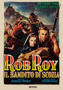 Rob Roy il bandito di Scozia (DVD) di Harold French - DVD