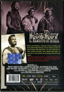 Rob Roy il bandito di Scozia (DVD) di Harold French - DVD - 2