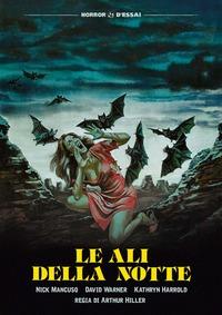 Cover Dvd Le ali della notte (DVD)