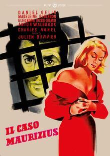 Il caso Maurizius (DVD) di Julien Duvivier - DVD