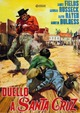 Cover Dvd DVD Duello a Santa Cruz