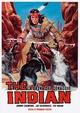 Cover Dvd The Indian: la prova del coraggio