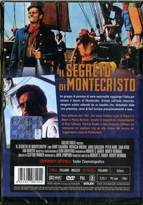 Il segreto di Montecristo di Robert S. Baker,Monty Berman - DVD - 2