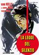 Cover Dvd DVD La legge del silenzio