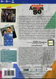 Questo nostro amore 80. Serie TV Rai (3 DVD) di Isabella Leoni - DVD - 2