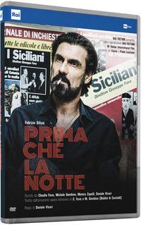 Cover Dvd Prima che la notte (DVD)