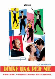 Dinne Una Per Me (DVD) di Frank Tashlin - DVD