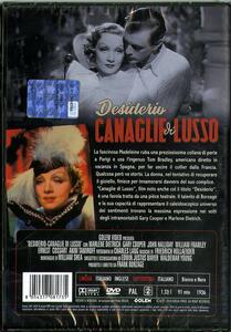 Desiderio/Canaglie Di Lusso (DVD) di Frank Borzage - DVD - 2