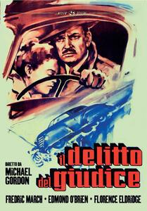 Il delitto del giudice (DVD) di Michael Gordon - DVD