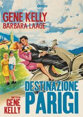Film Destinazione Parigi (DVD) Gene Kelly