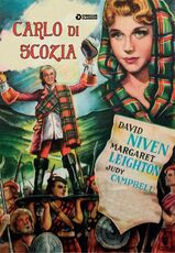 Film Carlo di Scozia (DVD) Anthony Kimmins