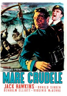 Mare crudele (DVD) di Charles Frend - DVD