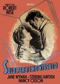 Cover Dvd Solo per te ho vissuto (DVD)
