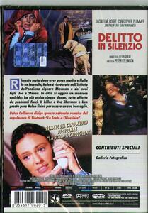 Delitto in silenzio (DVD) di Peter Collinson - DVD - 2