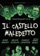 Cover Dvd DVD Il castello maledetto