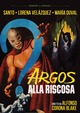 Cover Dvd Argos alla riscossa