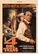 Cover Dvd I quattro del Texas