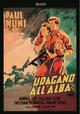 Cover Dvd DVD Uragano all'alba