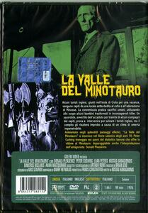 La valle del minotauro (DVD) di Costas Karagiannis - DVD - 2