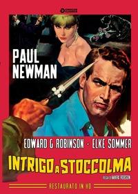 Cover Dvd Intrigo a Stoccolma. Restaurato in H (DVD)