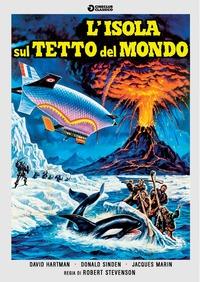 Cover Dvd L' isola sul tetto del mondo (DVD)