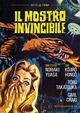 Cover Dvd Il mostro invincibile