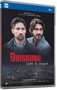 Duisburg. Linea di sangue (DVD) di Enzo Monteleone - DVD