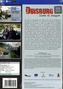 Duisburg. Linea di sangue (DVD) di Enzo Monteleone - DVD - 2