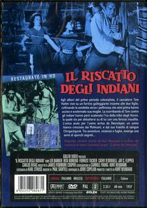 Il riscatto degli indiani. Restaurato In Hd (DVD) di Kurt Neumann - DVD - 2
