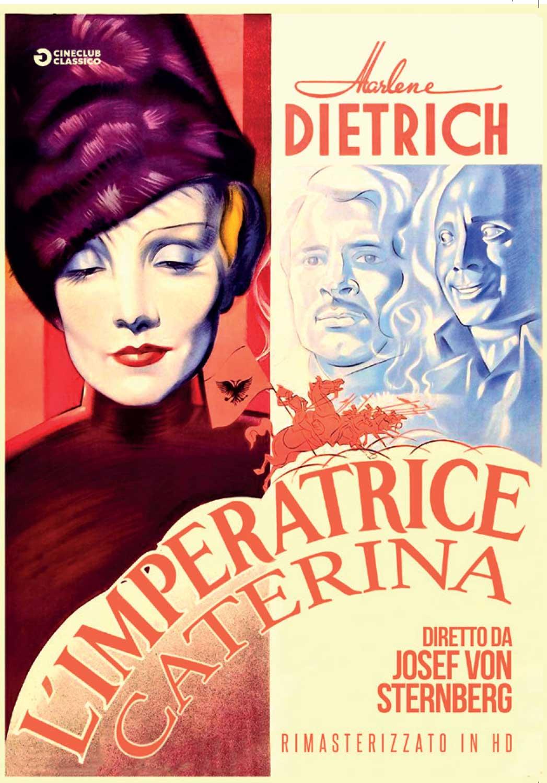 Cover Dvd DVD L'imperatrice Caterina