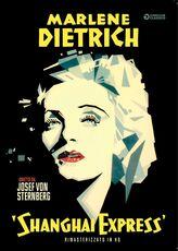 Film Shanghai Express. Rimasterizzato in HD (DVD) Josef von Sternberg