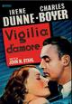 Cover Dvd DVD Vigilia d'amore