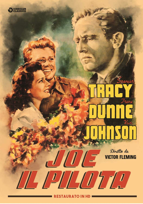Cover Dvd DVD Joe il pilota