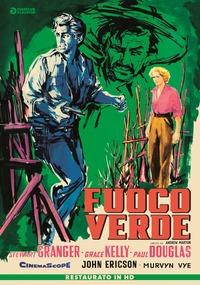 Cover Dvd Fuoco verde. Restaurato in HD (DVD)