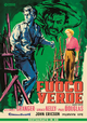 Cover Dvd DVD Fuoco verde