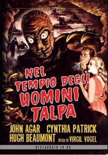 Nel tempio degli uomini talpa. Restaurato in HD (2 DVD) di Virgil W. Vogel - DVD